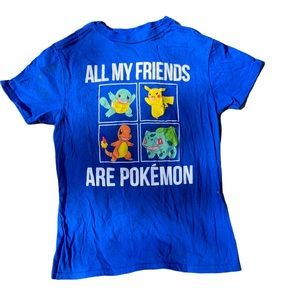 🍬3/$25 boys toddler Pokémon T shirt
